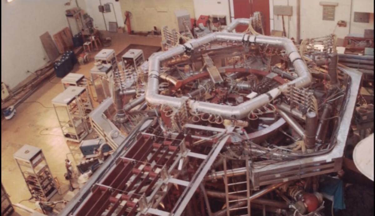 Dancing Sparks in ADITYA Tokamak(Nuclear Fusion Reactor)